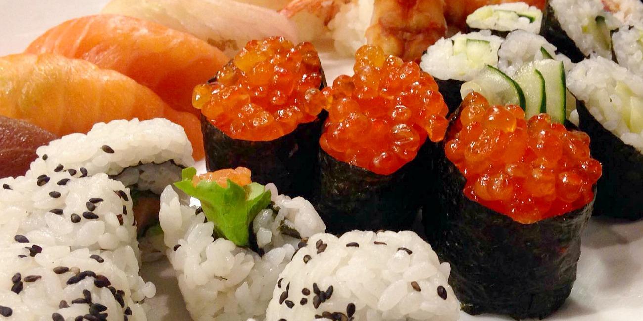 Lezione sushi