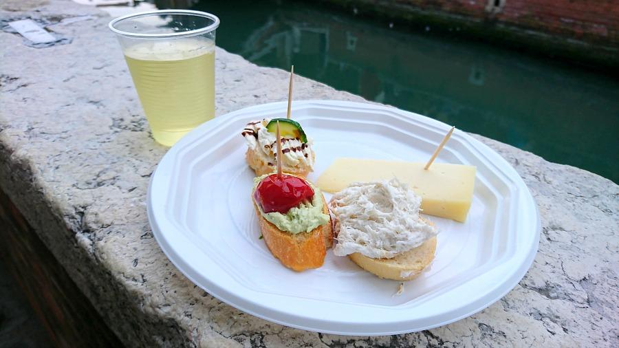 Venezia bacari ristoranti