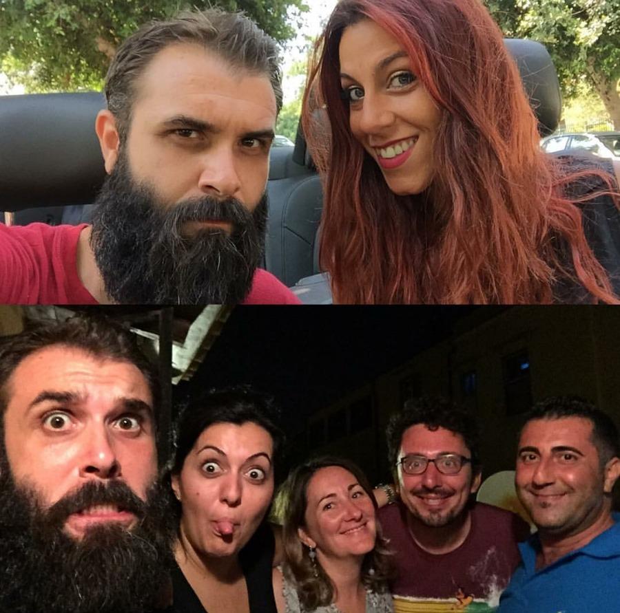 Eliana (Mondello-Palermo, 25-26 agosto 2016) / Danica, Marialaura, Dario, Filippo (Palermo, 27-28 agosto 2016)