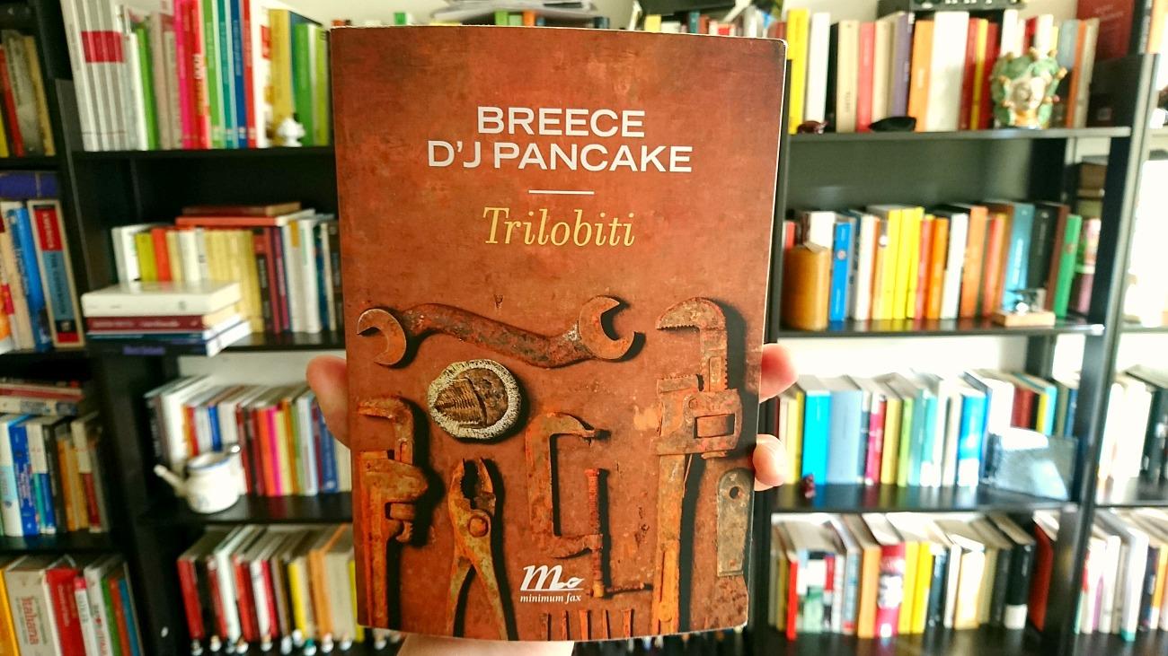 breece-dj-pancake-trilobiti uomo senza tonno