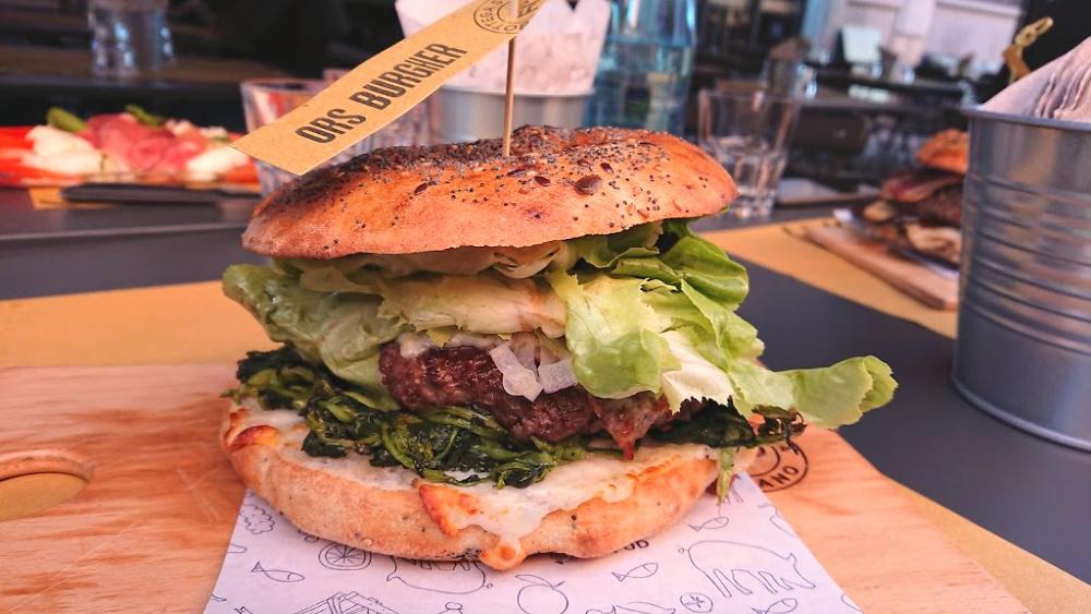 Ors Burger